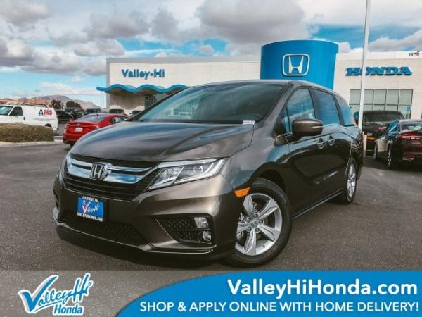 2020 Honda Odyssey in Victorville, CA