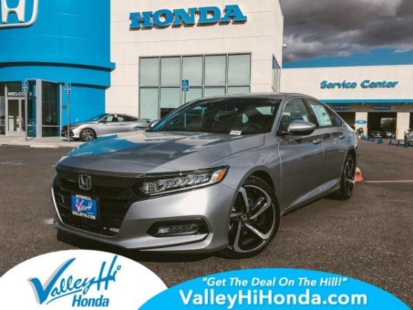 2020 Honda Accord in Victorville, CA