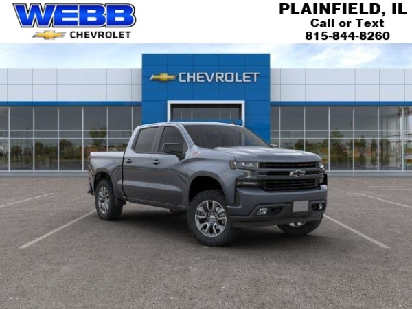 2019 Chevrolet Silverado 1500 in Plainfield, IL