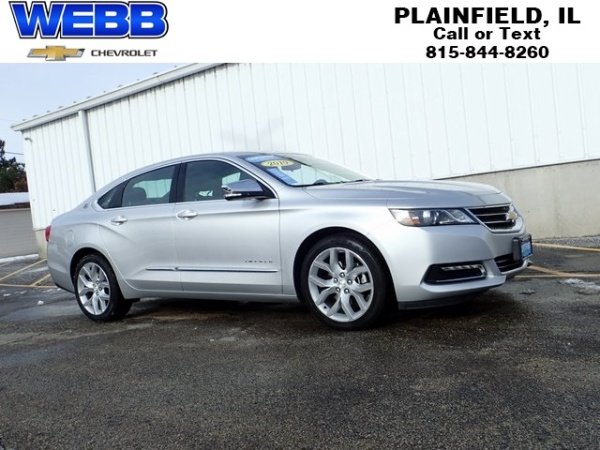 2019 Chevrolet Impala in Plainfield, IL