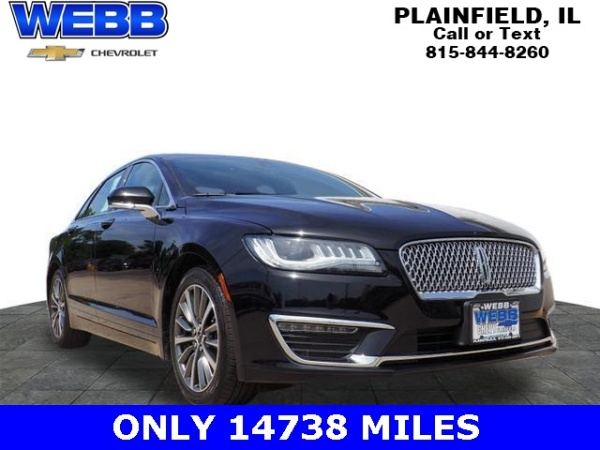 2019 Lincoln MKZ in Plainfield, IL