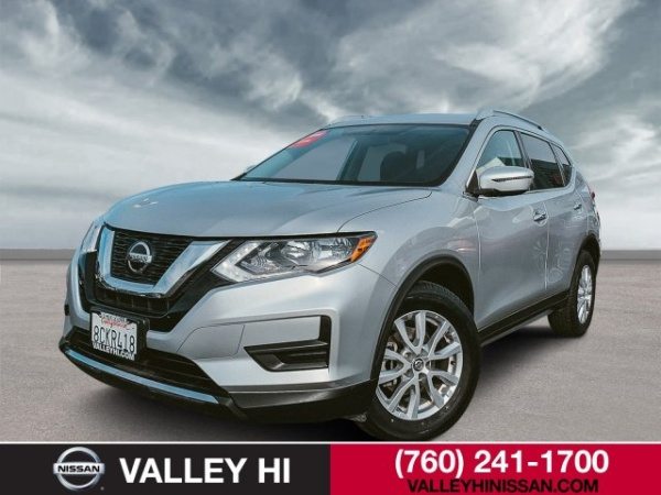 2018 Nissan Rogue in Victorville, CA