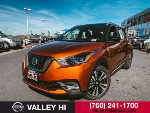 2020 Nissan Kicks in Victorville, CA