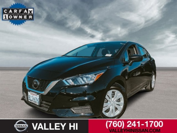 2020 Nissan Versa in Victorville, CA