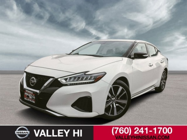 Valley Hi Nissan >> 2019 Nissan Maxima Sv 3 5l For Sale In Victorville Ca Truecar