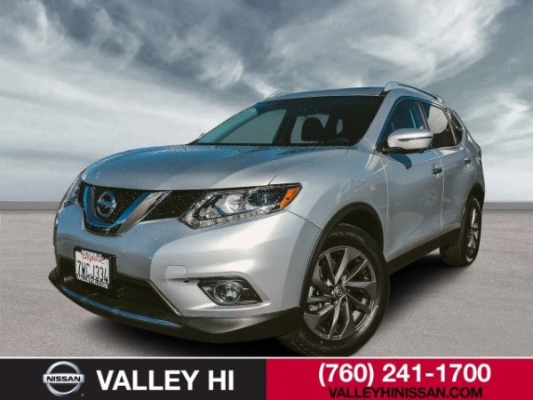 2016 Nissan Rogue in Victorville, CA