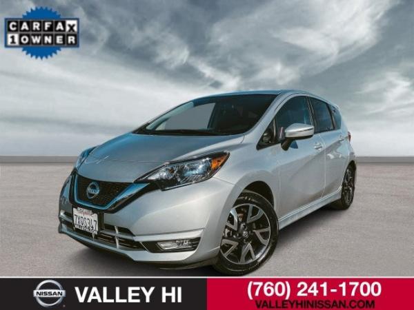 2017 Nissan Versa in Victorville, CA