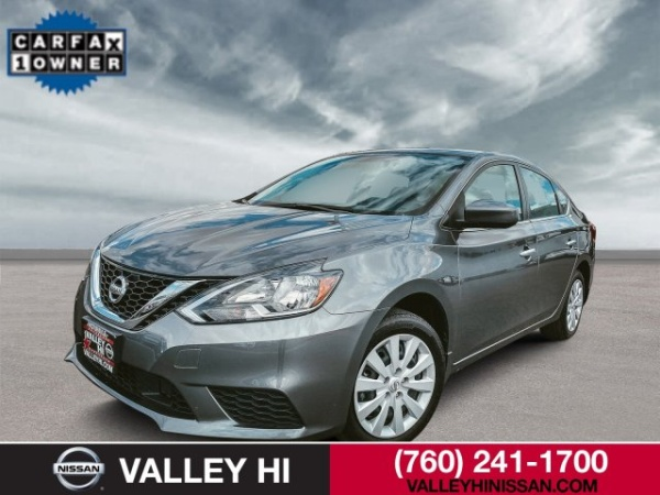 2019 Nissan Sentra in Victorville, CA