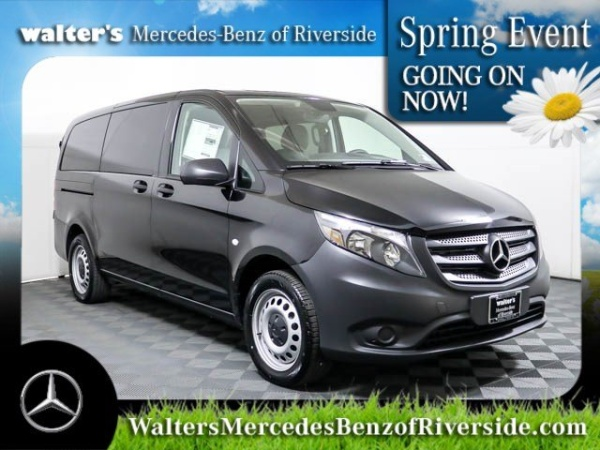2019 Mercedes-Benz Metris Base