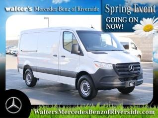 0876aa39d0 2019 Mercedes-Benz Sprinter Cargo Van 2500 Standard Roof V6 144