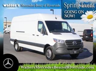 ea2bbc963a 2019 Mercedes-Benz Sprinter Cargo Van 3500XD High Roof 170