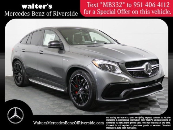 2019 Mercedes-Benz GLE in Riverside, CA