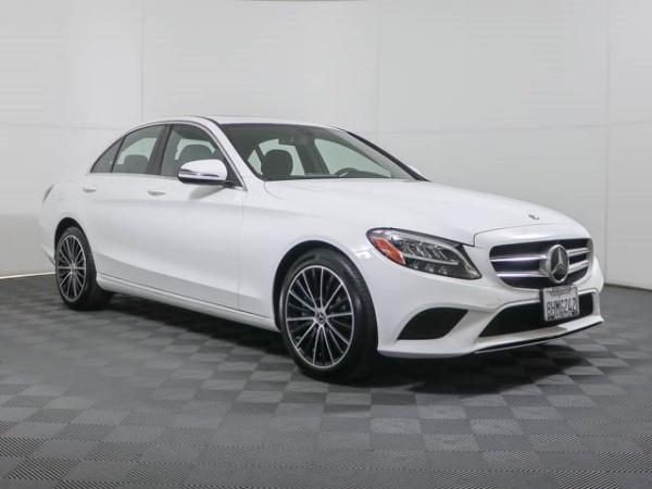 2019 Mercedes-Benz C-Class in Riverside, CA