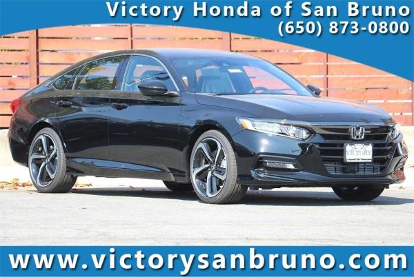 2020 Honda Accord in San Bruno, CA