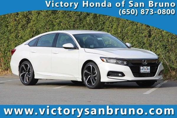 2019 Honda Accord Sport 15t For Sale In San Bruno Ca Truecar