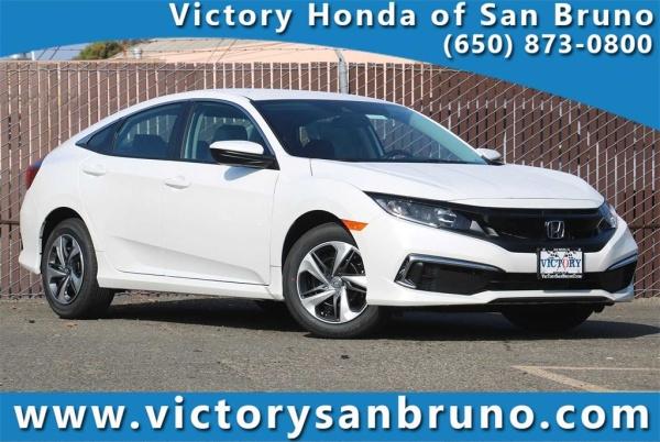 2020 Honda Civic in San Bruno, CA