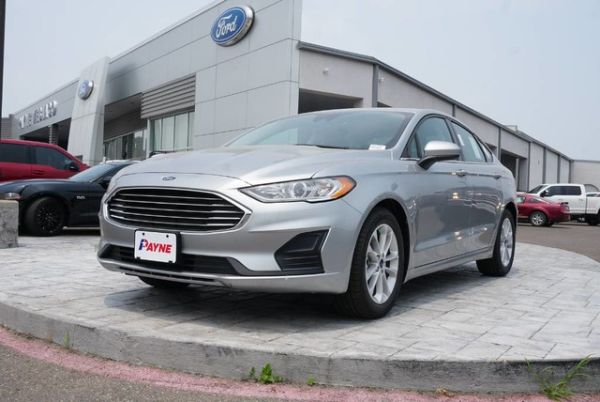 2020 Ford Fusion in Weslaco, TX