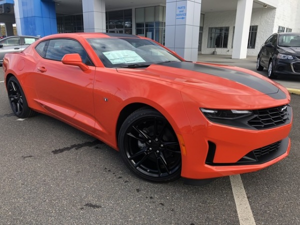 2019 Chevrolet Camaro Lt With 1lt Coupe For Sale In West