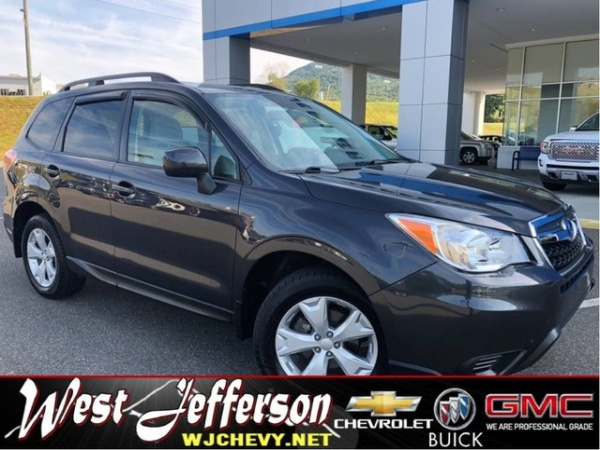 2016 Subaru Forester in West Jefferson, NC