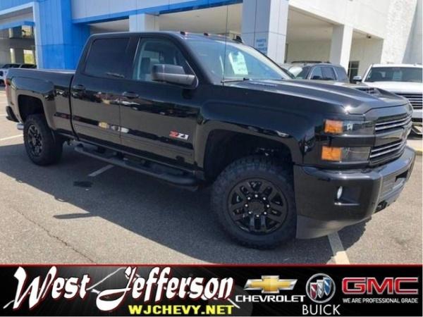 2019 Chevrolet Silverado 2500HD in West Jefferson, NC