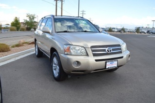 Used 2006 Toyota Highlander Hybrid FWD For Sale In Grand Junction, CO