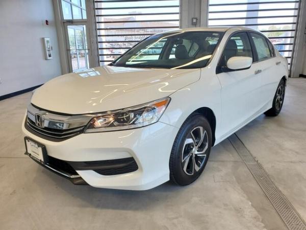 2017 Honda Accord in Tewksbury, MA
