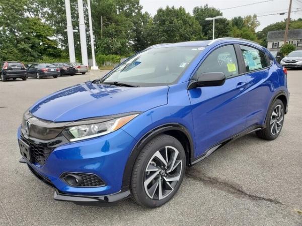 2019 Honda HR-V in Tewksbury, MA