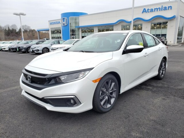 2020 Honda Civic in Tewksbury, MA