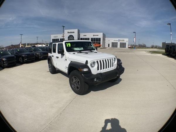 2019 Jeep Wrangler in Vincennes, IN