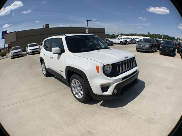 2019 Jeep Renegade in Vincennes, IN