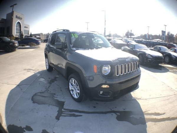 2018 Jeep Renegade in Vincennes, IN