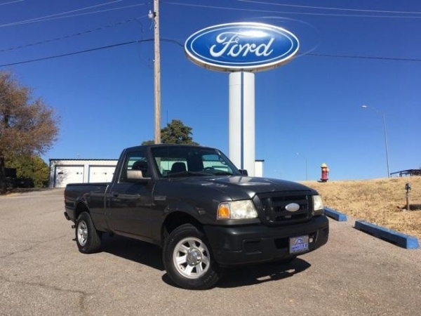 2007 Ford Ranger in Hinton, OK