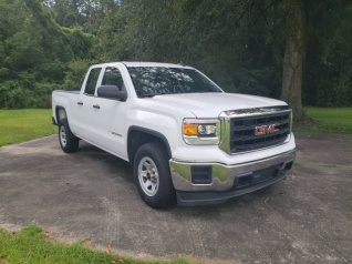 2017 Gmc Sierra 1500 Double Cab Standard Box 2wd For In Chiefland Fl