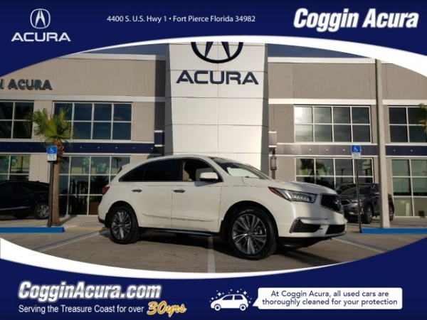 2018 Acura MDX in Fort Pierce, FL