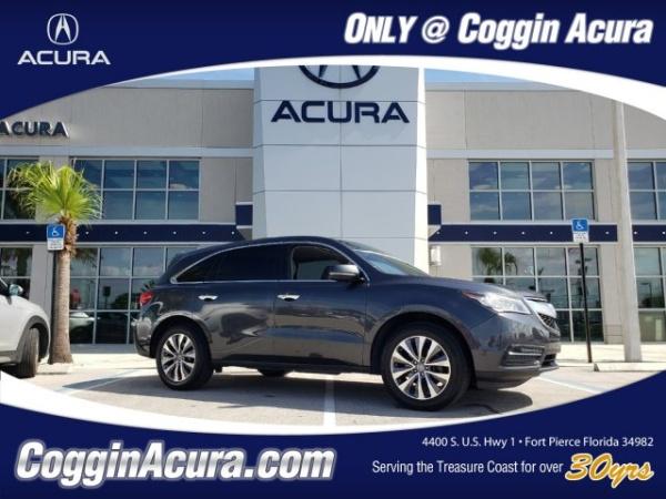 2014 Acura MDX in Fort Pierce, FL