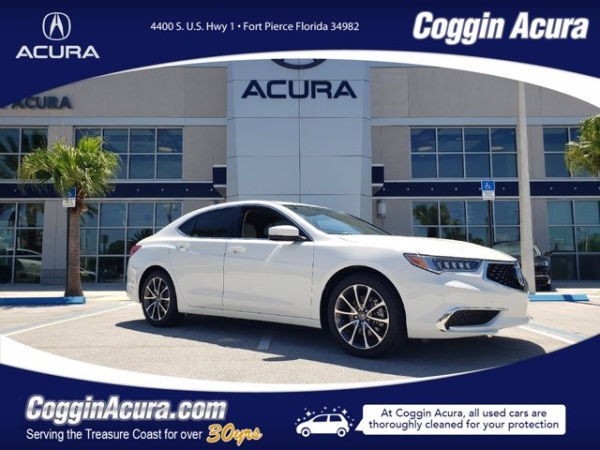 2020 Acura TLX in Fort Pierce, FL