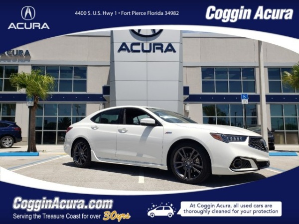 2019 Acura TLX in Fort Pierce, FL