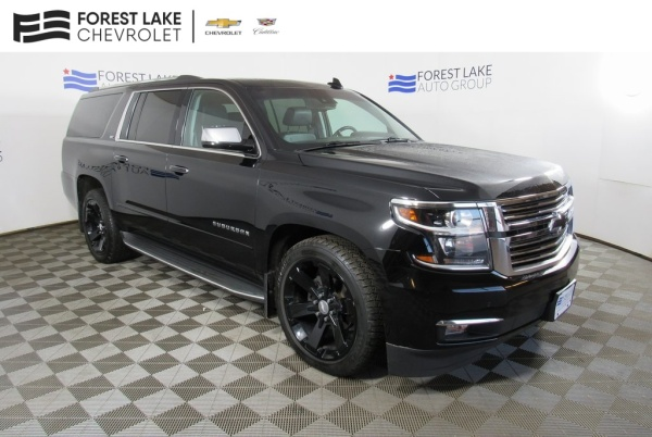 2015 Chevrolet Suburban in Forest Lake, MN