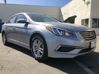 Used 2017 Hyundai Sonata Base 2.4L (PZEV) For Sale In Santa Maria,