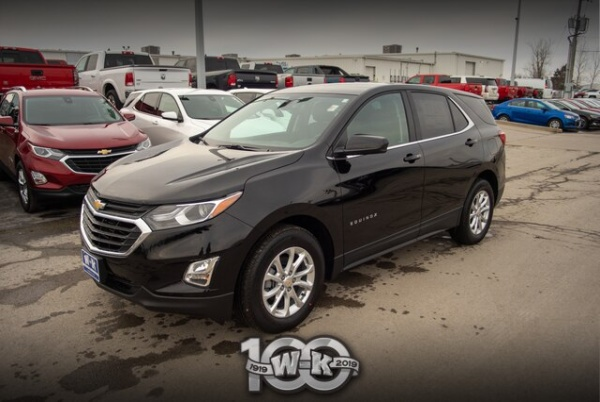 2020 Chevrolet Equinox in Sedalia, MO