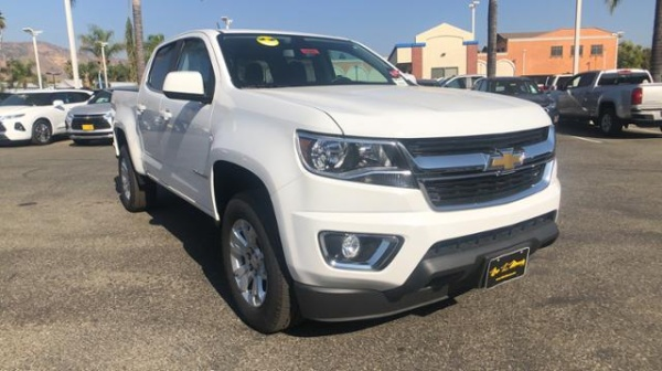 2019 Chevrolet Colorado in Fillmore, CA