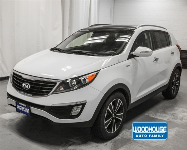 used kia sportage for sale in sioux city ia u s news world report. Black Bedroom Furniture Sets. Home Design Ideas