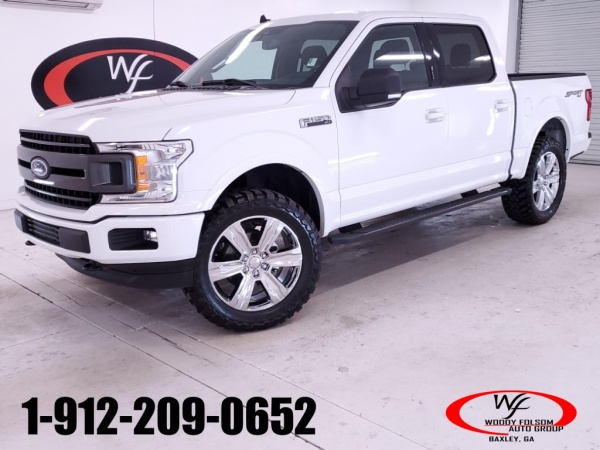 2019 Ford F-150 in Baxley, GA