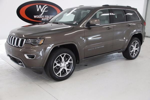 2018 Jeep Grand Cherokee in Baxley, GA