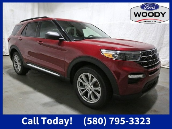 2020 Ford Explorer in Madill, OK