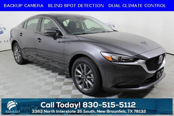 2020 Mazda Mazda6 in New Braunfels, TX