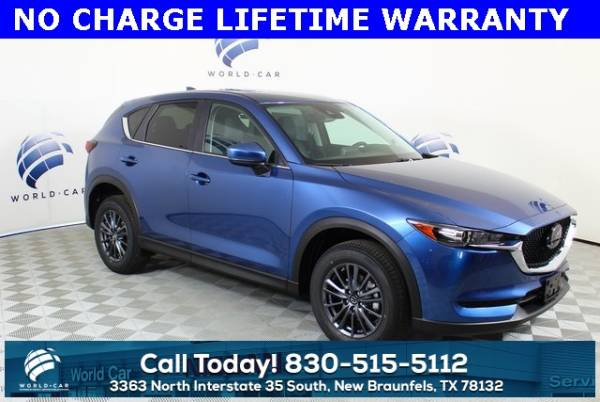 2019 Mazda CX-5 in New Braunfels, TX