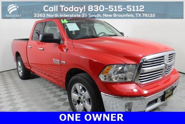 2016 Ram 1500 in New Braunfels, TX