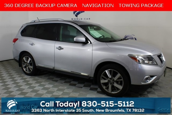 2015 Nissan Pathfinder in New Braunfels, TX
