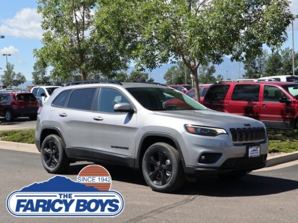 2019 Jeep Cherokee in Colorado Springs, CO